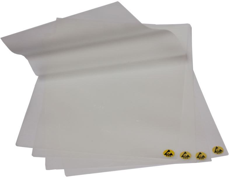 ESD Safe Lamination Pouches