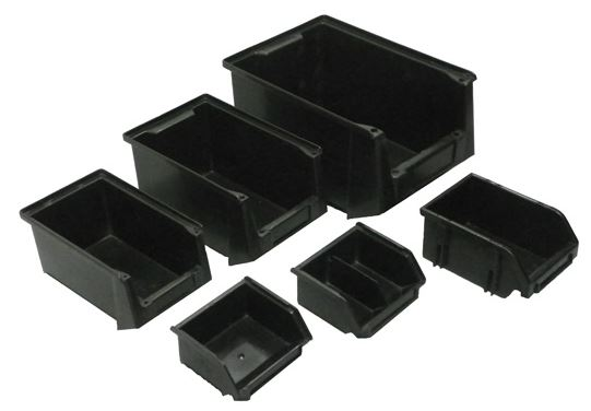 Conductive Picking Bins