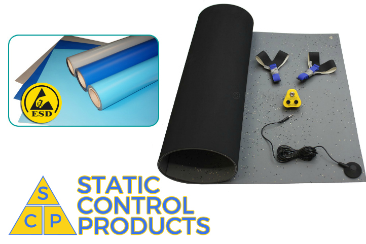 Anti Static Equipment : Static control products anti esd
