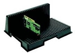 ESD Safe L Shape PCB Racks Medium