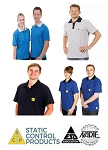 ESD Safe POLO Shirts (Full Range of Sizes & Colours)