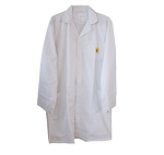ESD Safe Lab Coat WHITE (Full Range of Sizes)