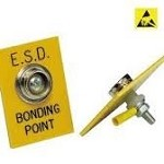 Earth Facility Bonding Point 1 x 10mm Stud GroundStat™